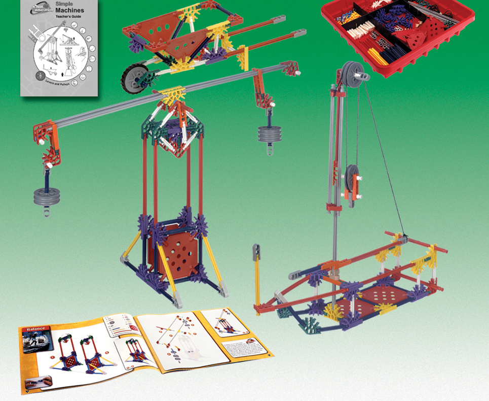 pulleys simple science in motion Simple machines lesson for 3rd grade unit from disney's bill nye the science guy levers, pulleys, and wheels also clips from eureka, a 1980 animated shor.
