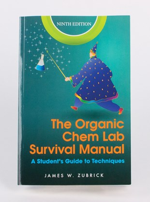 The organic chem lab survival manual 9th edition