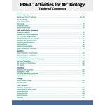 POGIL™ Activities for AP® Biology