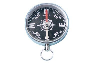 Simple Magnetic Compass for Field Studies in Earth Science and Environmental Science