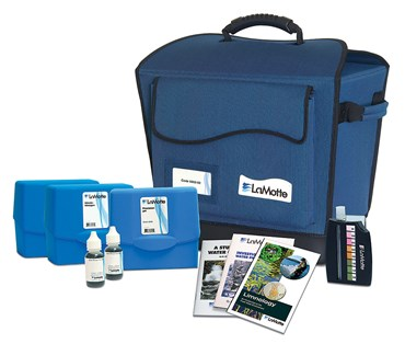 Limnological Water Analysis Kit for Environmental Science