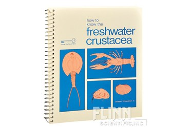 How to Know the Freshwater Crustacea Identification Book