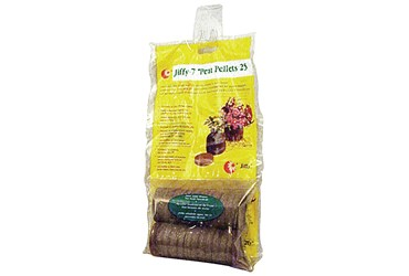 Jiffy-7® Peat Pellets for Biology and Life Science