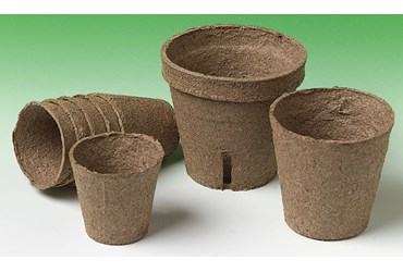 Jiffy® Peat Pots for Biology and Life Science, Pkg. of 12