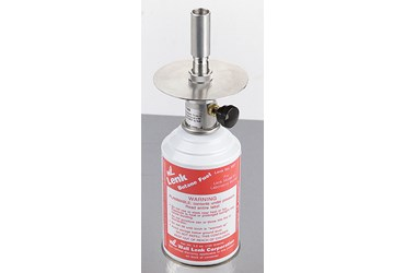 Replacement Butane Cartridge for Portable Laboratory Burner