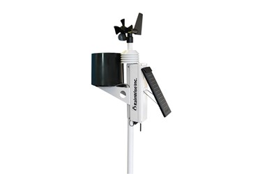 Solar-Powered Weather Station for Earth Science and Meteorology