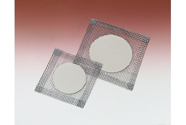 "Steel Wire Gauze Squares with Ceramic Center 4"" x 4"""