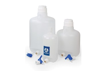 Round LDPE Carboy Bottle 4 L