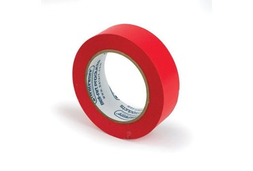 Red Label Tape 1/2""