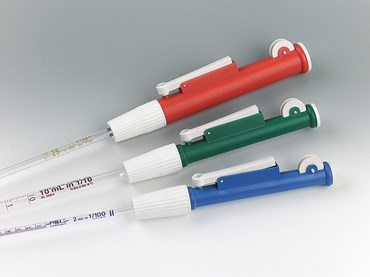 Blue Pipet Filler for 2 mL Pipets