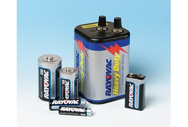 Alkaline AA Batteries 1.5 V