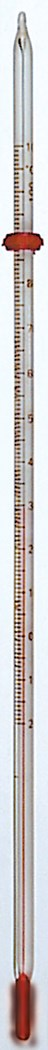 Spirit-Filled Partial Immersion Thermometer -20 to 150 °C