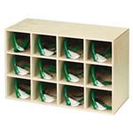 Gognest™ Goggles and Safety Glasses Storage Cabinet