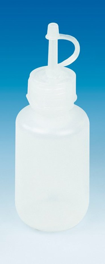 Polyethylene Dropping Bottle with Screw-on Cap 30 mL