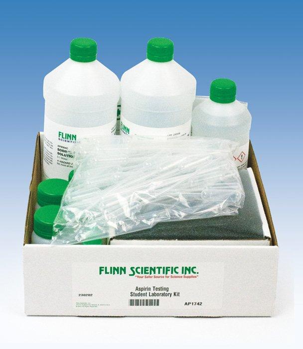 Aspirin Testing Student Laboratory Kit