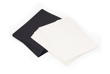 Construction Paper Black