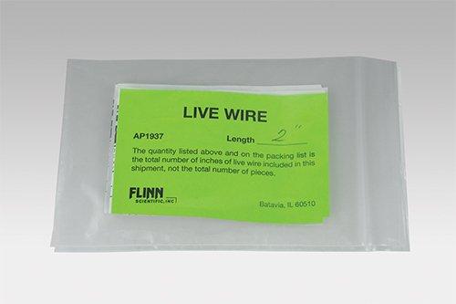 "Nitinol ""Live"" Wire"
