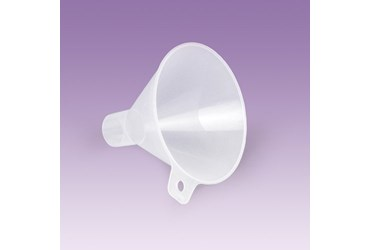 Powder Funnel with a Top Inside Diameter of 65 mm
