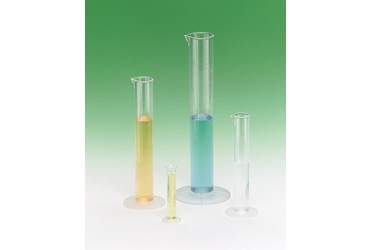 PMP Plastic Graduated Cylinder 10 mL
