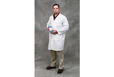 Men's Laboratory Coat Size 36