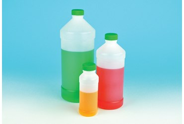 Polyethylene Narrow Mouth Bottle 120 mL