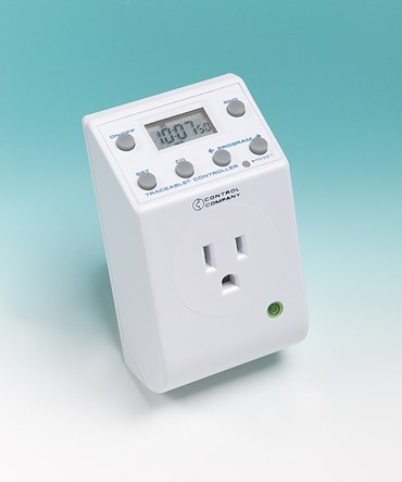 Wall Outlet Timer/Controller