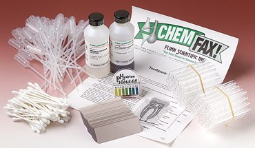 Toothpaste Test Consumer Chemistry Laboratory Kit