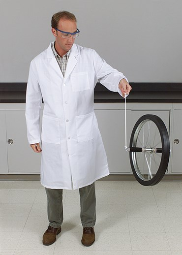 Gyroscope Bicycle Wheel Physical Science and Physics Demonstration Kit