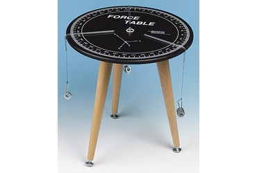 Force Table for Physical Science and Physics Lab