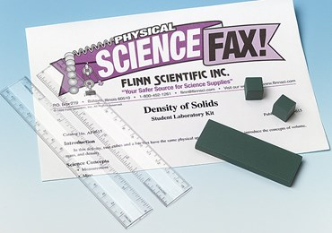 Density of Solids Physical Science and Physics Laboratory Kit