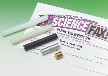Equal Mass Physical Science and Physics Laboratory Kit