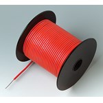 Red PVC Insulated Copper Wire