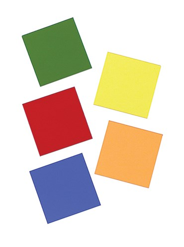 Acrylic Color Filters