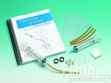Chemistry of Gases Apparatus Kit