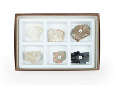 Tenacity Mineral Collection for Geology and Earth Science