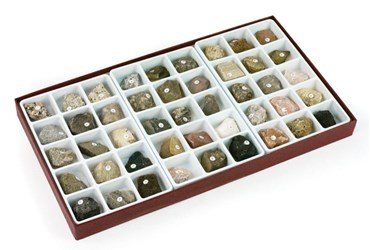 Classroom Rock Collection for Geology and Earth Science