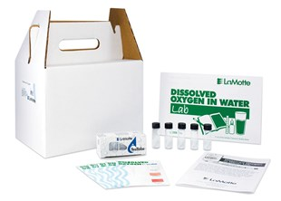 Dissolved Oxygen Color Chart Dissolved Oxygen Water...
