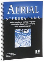 Aerial Stereo Photographs Book for Earth Science and Geology