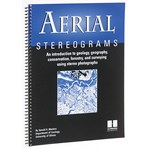 Aerial Stereograms Photographs Book for Earth Science and Geology