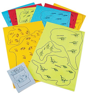 Investigating Plate Tectonics and Continental Drift Activity Kit for Earth Science