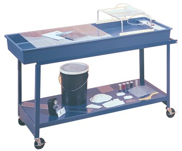 Deluxe Stream Table for Earth Science and Geology