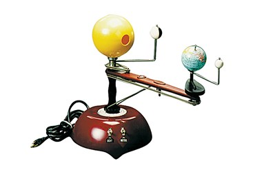 Illuminated Planetarium (Motorized) for Astronomy and Space Science