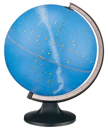 The Constellation Globe for Astronomy and Space Science