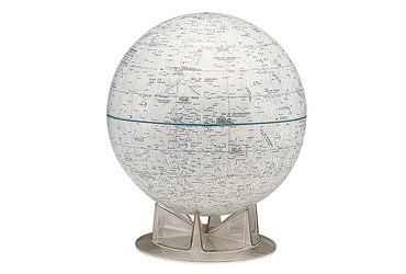 The Moon Globe for Astronomy and Space Science