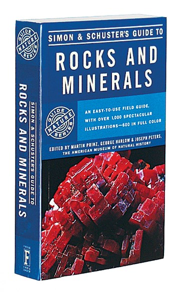 Simon & Schuster's Field Guide to Rocks and Minerals for Earth Science and Geology