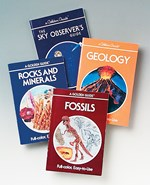 Rocks and Minerals Golden Guide Field Book for Earth Science and Geology