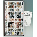 Introductory Rock and Mineral Collection for Geology and Earth Science