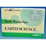 Daily Warm-Ups and Activities for Earth Science