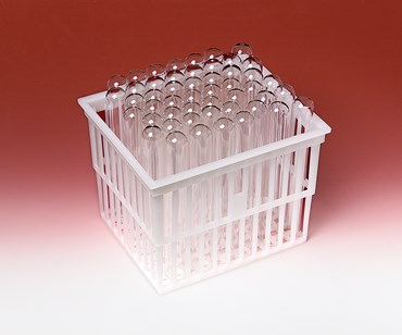 "Test Tube Basket 5"" x 4"" x 4"""