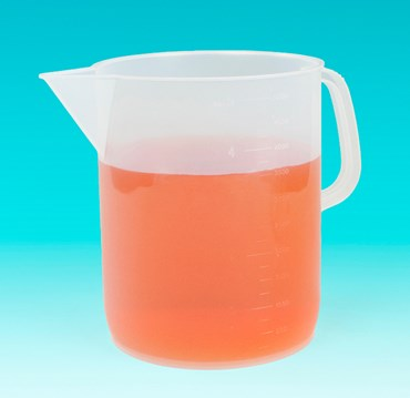 Polypropylene Beaker with Handle